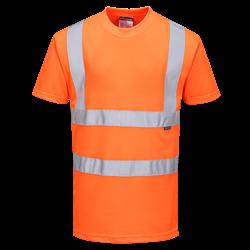 T-shirt ostrzegawczy RIS