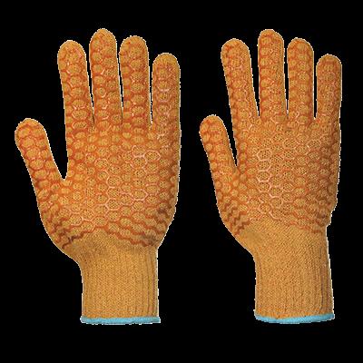 Rękawica z żyłkami PCV