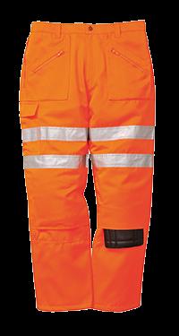 Spodnie bojówki kolejarskie