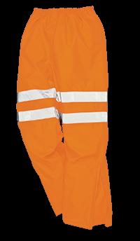 Spodnie ostrzegawcze oddychające (klasa 3)